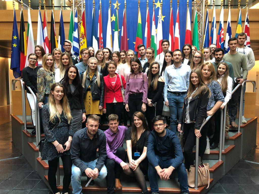 Navštívili sme Európsky parlament v Štrasburgu