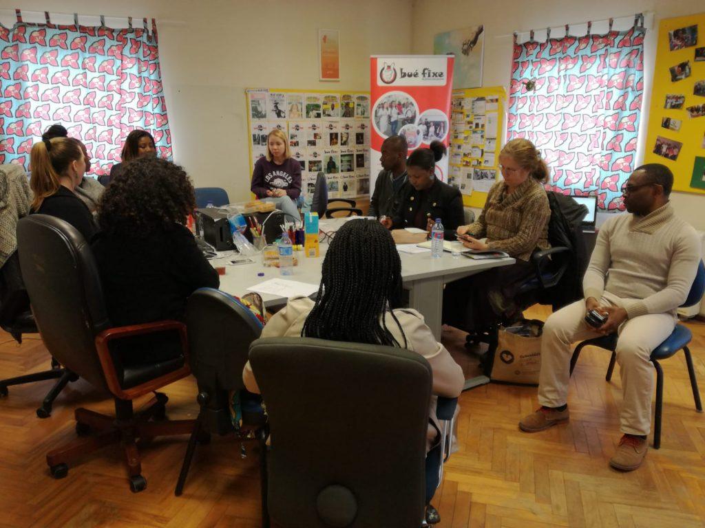 Dobrovoľníctvo v Lisabone očami našej dobrovoľníčky Moniky